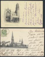 Algemeen, Mooie Samenstelling, Alle Kaar - Postcards