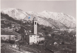 Ceranesi Genova Val Polcevera Chiesa San Lorenzo Frazione Torbi Fotografica - Italia