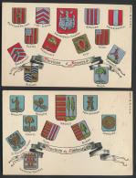 Wapenschilden, Van Alle Provincies, In R - Unclassified