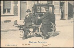 Orgeldraaiers In De Straat, Prachtig En - Unclassified