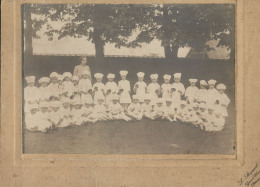 Kamp Van Arlon 1897, Een Schoolfoto En E - Old Paper