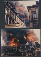 Brussel, De Brand Vd 'Innovation 1967' ( - Unclassified