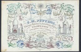 Brussel, De Goudsmid 'C.M. Pettensr' (1 - Postcards