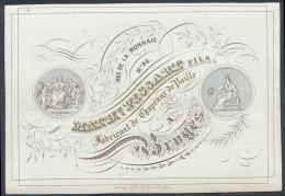 Brugge, Hoedenfabrikant 'Pissart' (1 Stu - Postcards