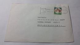 ITALIA 1995 - (1435) CASTELLI L.750 USO ISOLATO SU LETTERA - 1991-00: Poststempel