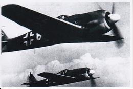 Foto Deutsche Jagdflugzeuge - 2. WK - 9*6cm - Repro (29205) - Repro's