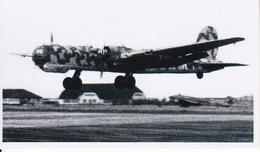 Foto Deutsche Luftwaffe - Heinkel He 177 - 2. WK - 9*5cm - Repro (29211) - Repro's