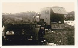 Foto Deutsche Wehrmacht - Fahrzeuge - 2. WK - 9*5cm - Repro (29215) - Repro's