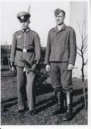 Foto Deutsche Soldaten - Degen - 2. WK - 9*6cm - Repro (29220) - Repro's