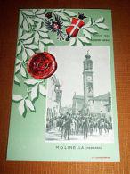 Cartolina Molinella ( Ferrara ) - Scioperi Agrari - Maggio 1901 - Ferrara