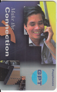 "ISLE OF MAN(chip) - Telecom""95/Geneva, GPT-Make The Connection 2, Tirage 4500, Mint - Isle Of Man"