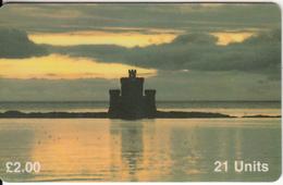 ISLE OF MAN(chip) - Tower Of Refuge/Douglas, Tirage 10000, Mint - Isle Of Man