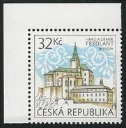 "CHECA REPÚBLICA/ CZECH REPUBLIK/ CESKA REPUBLIK  -EUROPA 2017- ""CASTILLOS - CASTLES - SCHLÖSSER"".- SERIE De 1 V. - 2017"