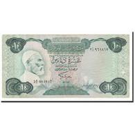 Libya, 10 Dinars, 1984, KM:51, TB - Libye