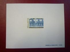 EPREUVE De LUXE Du N° 1806  PALAIS De JUSTICE De  ROUEN   XXXX - Epreuves De Luxe