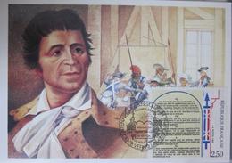 Carte Postale Maximum - Personnage Bicentenaire Révolution - Versailles - YT 2605 - France
