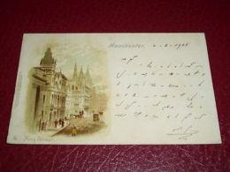Cartolina Regno Unito - Manchester - King Street 1905 - Postcards