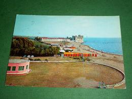 Cartolina S. Severa - Spiaggia E Castello 1972 - Roma