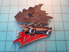 Pin1216c Pin's Pins / Pin's En Relief FORMULE 1 F1 VIRE CALVADOS AGRIGEL SURGELES  Belle Qualité !!!    Marquage Au Dos - Automobile - F1
