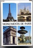 Paris Monuments Monument  Jeu De 54 Cartes - 54 Cartes