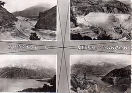 Barrage De Serre-Ponçon - Début Des Travaux En 1955 - France