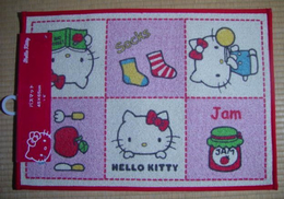 """Hello Kitty : """" Bath Mat """"  45 X 65 Cm. - Other Collections"""