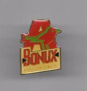 PINS  AUCHAN BONUX ANNIVERSAIRE 91 / 33NAT - Marques