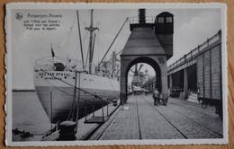 """Antwerpen / Anvers - M/s """" Alex Van Opstal """" Gereed Voor Het Vertrek / Prêt Pour Le Départ - Bateau / Cargo - (n°8249) - Cargos"""