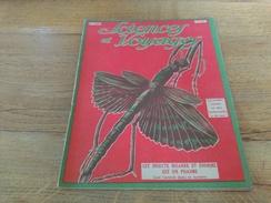 97/SCIENCES ET VOYAGES N° 388  1927 Cet Insecte Bizarre Et Enorme Est Un Phasme,la Catapulte Des Avions Marins - 1900 - 1949