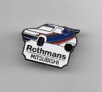 PINS AUTOMOBILE MITSUBISHI ROTHMANS RALLYE / 33NAT - Mitsubishi