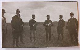 Foto Cartolina Militari Uniformi 1920 Ca - Photos