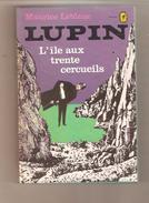 Maurice Leblanc- LUPIN- L'île Aux Trente Cercueils - Le Livre De Poche Policier N° 2694 -  1977 - Libros, Revistas, Cómics