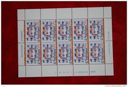 Sterrenbeelden ZODIAC SIGNS NVPH V1646 1646 (Mi 1546) 1995 POSTFRIS / MNH ** NEDERLAND / NIEDERLANDE / NETHERLANDS - Blocs