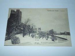 Cartolina Castelfranco Veneto - Nevicata 1920 Ca - Treviso