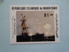 1981  Mauritanie Yvert  488 **  Bateaux Ships  Scott Xx Michel  736 - Mauritanie (1960-...)