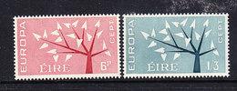Europa Cept 1962 Ireland  2v ** Mnh (36069) - 1962
