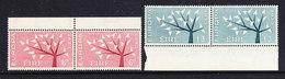 Europa Cept 1962 Ireland  2v (pair) ** Mnh (36069A) - 1962