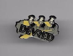 PINS DEVRED / 33NAT - Marques