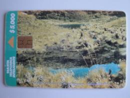 1 Chip Phonecard From Colombia - Telepsa - Iguaque Sanctuary - Colombia