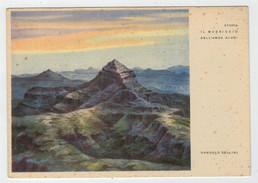 DANDALO  BELLINI    ETIOPIA     IL  MASSICCIO  DELL' AMBA ALAGI          (NUOVA) - Non Classificati