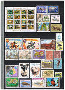 C113 COLLECTIE COLLECTION WORLD WIDE WELT Gebr / Used & PF/MNH - Timbres