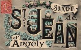 17 Souvenir De SAINT-JEAN-d'ANGELY - Saint-Jean-d'Angely