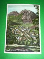 Cartolina Bormio - Panorama Generale 1955 Ca - Sondrio