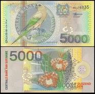 2000 Surinam 5000 Gulden P152 VF - Suriname