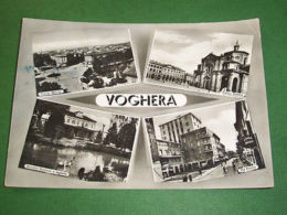 Cartolina Voghera - Vedute Diverse 1950 Ca - Pavia