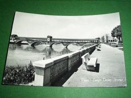 Cartolina Pavia - Lungo Ticino Sforza 1959 - Pavia