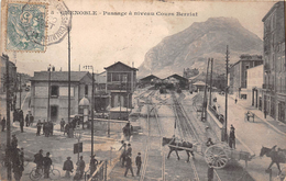 ¤¤  -  5   -   GRENOBLE   -  Passage à Niveau Cours Berriat   -  Chemin De Fer  -  ¤¤ - Grenoble