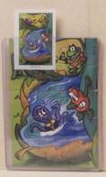 MONDOSORPRESA,  (SC00) FERRERO PUZZLE + CARTINA  K01 N115 - Puzzles