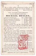 DP ZEH Michael Heylen ° Norderwyk Noorderwijk Herentals 1815 † Vorselaar 1870 Mechelen Sint-Pieters-Leeuw Diest - Images Religieuses