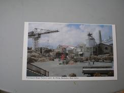 Barbados, Coral Reef Club, St. James, Foursquare Sugar Factory Yard, St. Philip - Barbados
